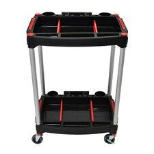 Mechanics 2 Shelf Cart