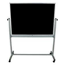 Magnetic Reversible Chalkboard, 3' H x 4' W
