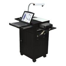 AV Cart Workstation
