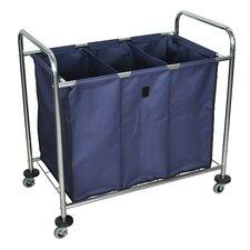 Industrial Laundry Sorter Cart