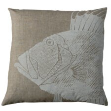 Dory Linen Throw Pillow