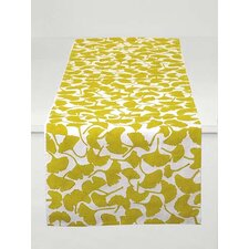 Flora Ginkgo Table Runner