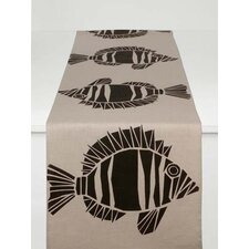 Skandia Fisk Table Runner