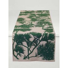 Flora Pine Bough Table Runner