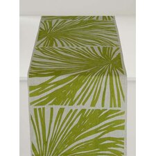 Flora Palm Table Runner