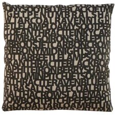 Words For Linen Throw Pillow