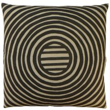 Stripe Linen Throw Pillow