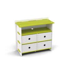Legare 4-Drawer Dresser