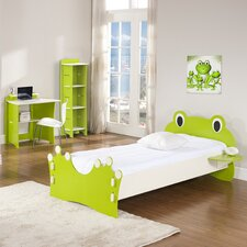 Frog Twin Panel Customizable Bedroom Set