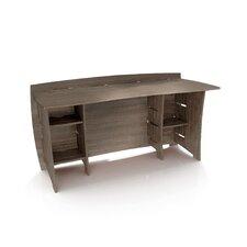 Driftwood Computer Desk