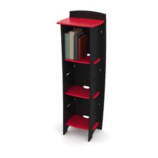 "Red Race Kids 48"" Bookcase"