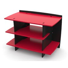 Red Race Kid's Gaming TV Stand