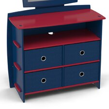 Legare 4-Drawer Dresser