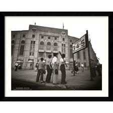 Yankee Boys Framed Photographic Print