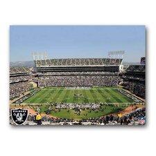 NFL Stadium Photographic Print on Canvas