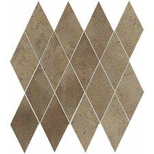 Costa Rei 3'' x 6'' Ceramic Mosaic Tile in Terra Marrone