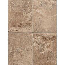 """Pozzalo 9"""" x 12"""" Ceramic Field Tile in Weathered Noce"""