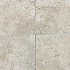 """Pozzalo 18"""" x 18"""" Ceramic Field Tile in Sail White"""