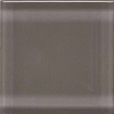 "Legacy 4.25'' x 4.25"" Glass Field Tile in Orchid"