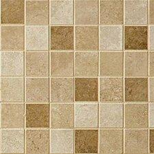 Pozzalo 2'' x 2'' Ceramic Mosaic Tile in Brown