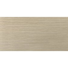 "Strands 12"" x 24"" Porcelain Wood Tile in Olive"