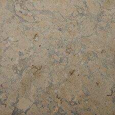 "Lagos Azul 18"" x 18"" Limestone Field Tile in Lagos Azul"
