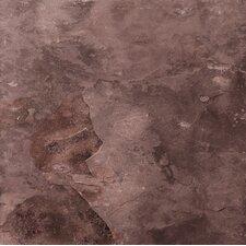 "Natural Stone 16"" x 16"" Slate Field Tile in Multicolor Rajah"