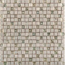 Treasure Glass Mosaic Tile in Prize