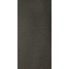"""12"""" x 24"""" Granite Field Tile in Black"""