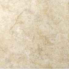 "Toledo 7"" x 7"" Ceramic Field Tile in Beige"