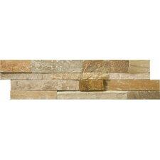 Slate Mosaic Tile in Brown
