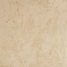 "Agra 20"" x 20"" Porcelain Field Tile in Beige"