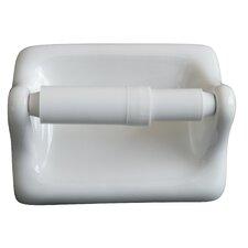 Semplice 4 x 6 Ceramic Tile in Paper Holder White