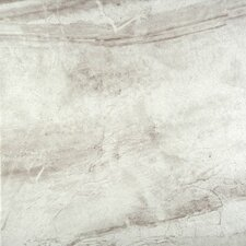 "Eurasia 18"" x 18"" Porcelain Field Tile in Bianco"