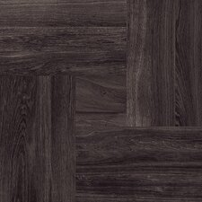 Parquet 20 x 20 Porcelain Tile in Java Gloss