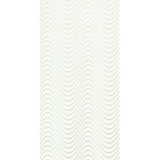 Surface 12 x 24 Porcelain Tile in Wave White