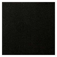 """Absolute Black 24"""" x 24"""" Granite Tile in Absolute Black"""