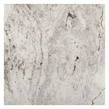 """Pergamo 3"""" x 13"""" Single Bullnose Tile Trim in Bianco"""