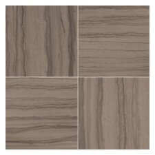 Metro MO/1212 Limestone Tile in Taupe Oval Honed Mosaic