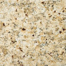"""Natural Stone 12"""" x 12"""" Granite Field Tile in Venetian Gold"""