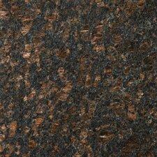 """Natural Stone 12"""" x 12"""" Granite Field Tile in Tan Brown"""