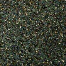 "Natural Stone 12"" x 12"" Granite Field Tile in Ubatuba Green"