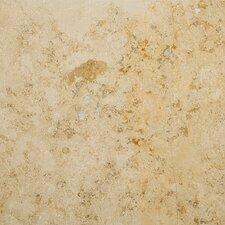 "Natural Stone 12"" x 12"" Limestone Field Tile in Jura Stone Beige"