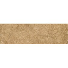 """Genoa 13"""" x 3"""" Surface Bullnose Tile Trim in Campetto"""