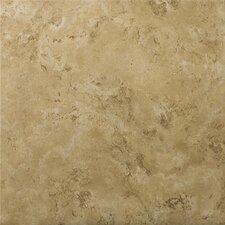 """Cordova 17"""" x 17"""" Ceramic Field Tile in Noce"""