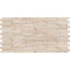 Hamlet Travertine Mosaic Tile Ivory