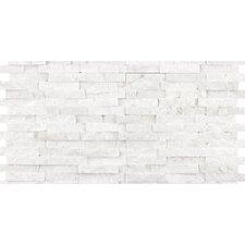 Hamlet Travertine Mosaic Tile in White