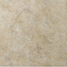 "Toledo 17.3"" x 17.3"" Ceramic Field Tile in Beige"
