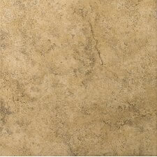 """Toledo 13"""" x 13"""" Ceramic Field Tile in Bruno"""