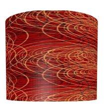 Swirl Drum Lamp Shade